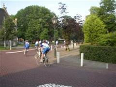 Vertrek fietsclub foto 6