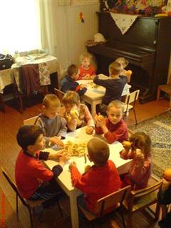 kinderen met fruit 1