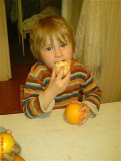 kinderen met fruit 5