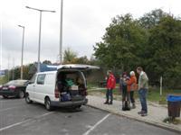 Onderweg naar Beregovo