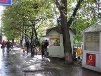 Kraampjes in Beregovo