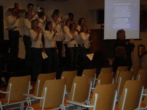 Lord's Moor Singers