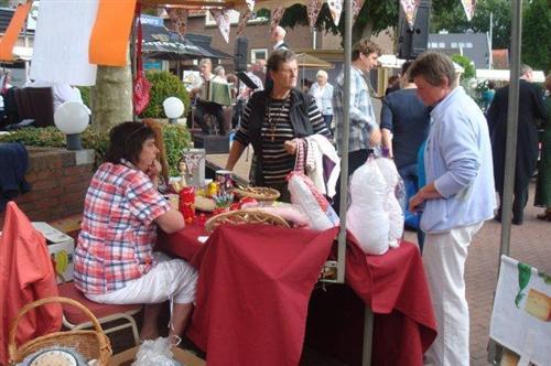 Mooie actie Zaal Kappers Hoonhorst